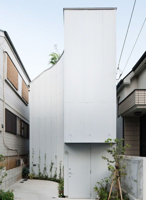 Functional Japanese House For Small Family 07
