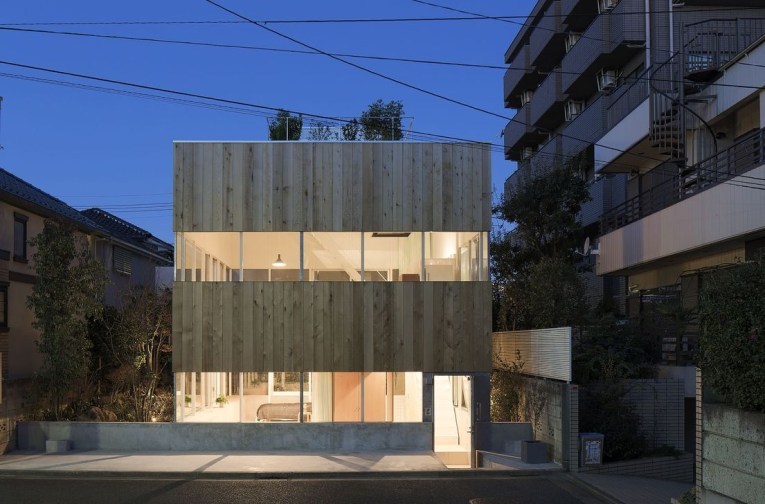 Functional Japanese House For Small Family 22