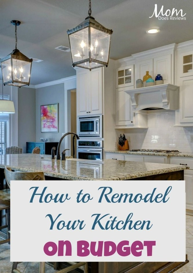 Ideas To Update Your Kitchen On A Budget 14