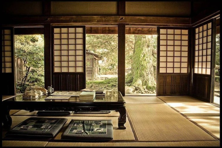 Japanese Inspired Living Rooms With Minimalist Charm 35