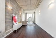 Minimalist Industrial Apartment 19
