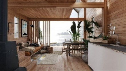 Small House With A Brilliant Design 21