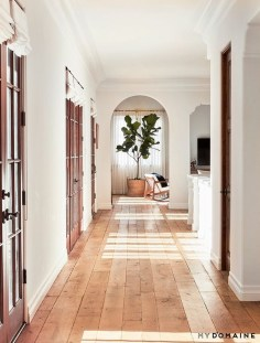 The Wood Interior In This Split Level House In South Jakarta Is Fantastic 14