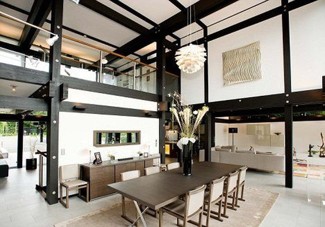 This High Ceilinged House Is Extremely Unique 44
