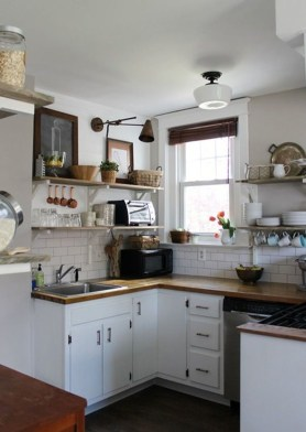 Wonderful Small Kitchen Transformations 08