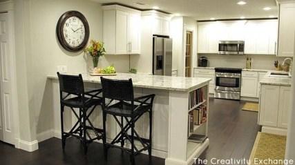 Wonderful Small Kitchen Transformations 10