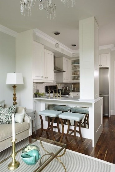 Wonderful Small Kitchen Transformations 20
