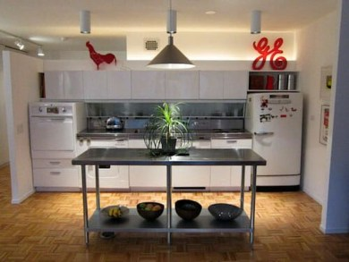Wonderful Small Kitchen Transformations 21