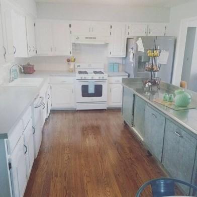 Wonderful Small Kitchen Transformations 25