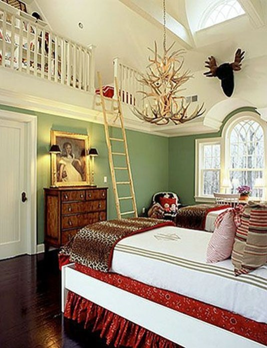 Wood Railing Ideas For Your House Style 04