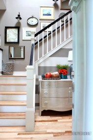Wood Railing Ideas For Your House Style 25