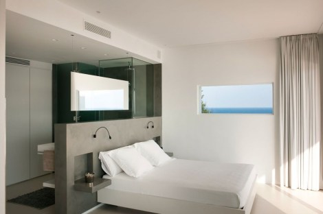 Amazing Bedroom Designs With Bathroom 24