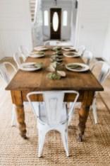 Amazing Farmhouse Kitchen Tables Ideas 01