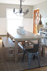 Amazing Farmhouse Kitchen Tables Ideas 02