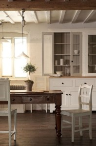 Amazing Farmhouse Kitchen Tables Ideas 13