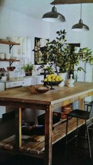 Amazing Farmhouse Kitchen Tables Ideas 41