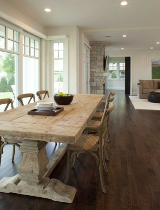 Amazing Farmhouse Kitchen Tables Ideas 42