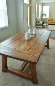 Amazing Farmhouse Kitchen Tables Ideas 50