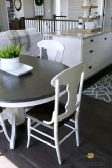 Amazing Farmhouse Kitchen Tables Ideas 52