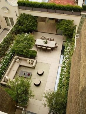 Beautiful Garden Flooring Ideas 07