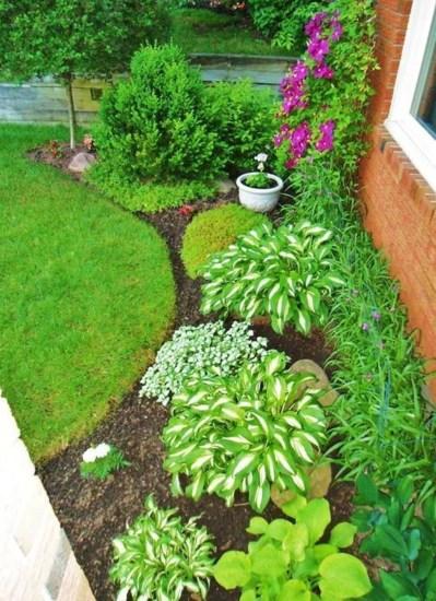 Beautiful Garden Flooring Ideas 14