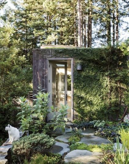 Beautiful Garden Flooring Ideas 18
