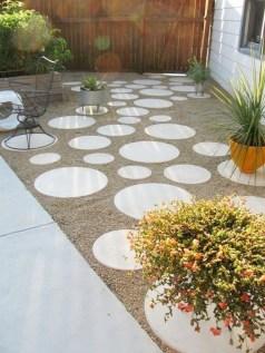 Beautiful Garden Flooring Ideas 20