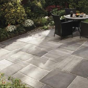 Beautiful Garden Flooring Ideas 35
