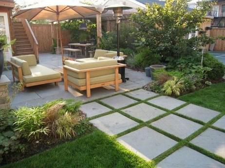 Beautiful Garden Flooring Ideas 39