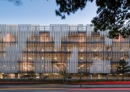 Best Facade Designs Of 2018 With Different Materials 10