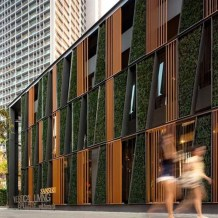 Best Facade Designs Of 2018 With Different Materials 13