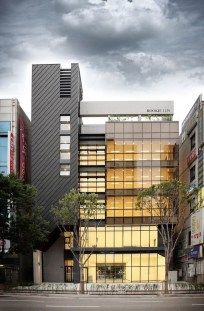 Best Facade Designs Of 2018 With Different Materials 22
