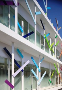 Best Facade Designs Of 2018 With Different Materials 23