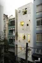 Best Facade Designs Of 2018 With Different Materials 27