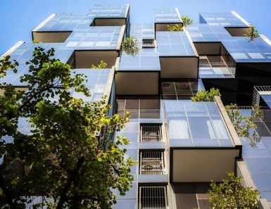 Best Facade Designs Of 2018 With Different Materials 29
