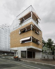 Best Facade Designs Of 2018 With Different Materials 30
