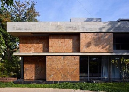 Best Facade Designs Of 2018 With Different Materials 37