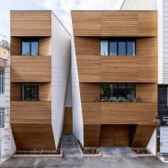 Best Facade Designs Of 2018 With Different Materials 39