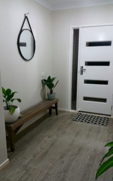 Chic And Simple Entrance Ideas For Your House 24