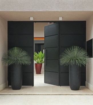 Chic And Simple Entrance Ideas For Your House 26