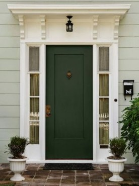 Chic And Simple Entrance Ideas For Your House 27
