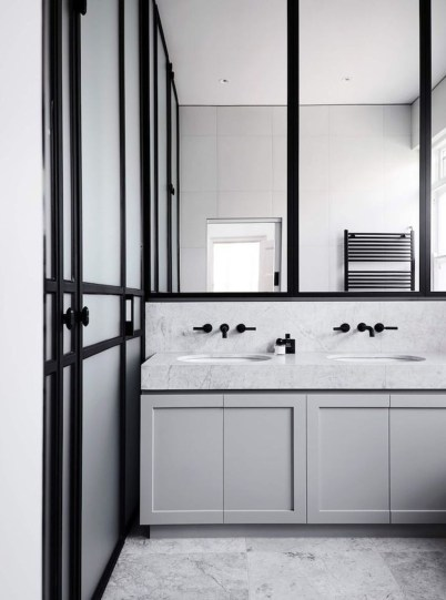 Partition Inspirations For Minimalist House 06