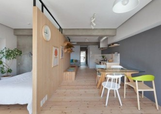 Partition Inspirations For Minimalist House 10