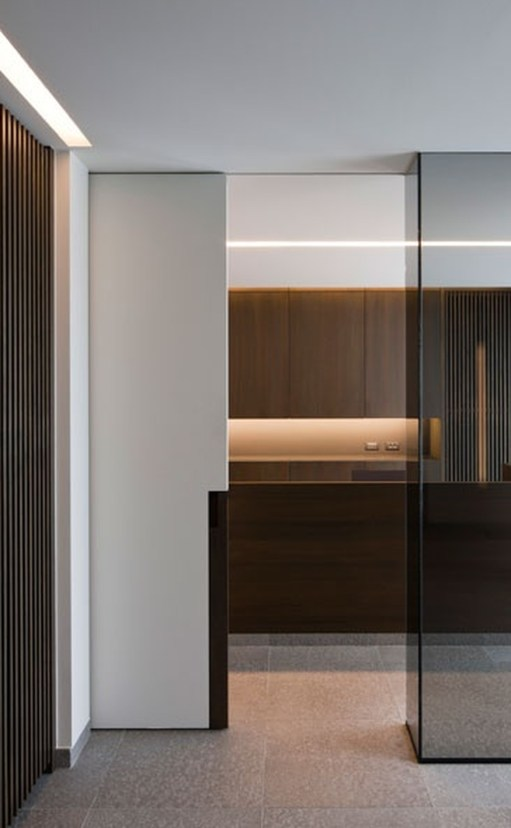 Partition Inspirations For Minimalist House 20