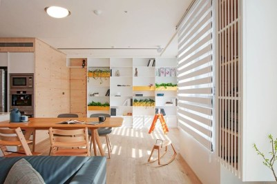 Partition Inspirations For Minimalist House 41