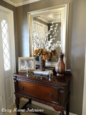 Stylish Small Entrance Ideas 16