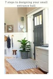 Stylish Small Entrance Ideas 19