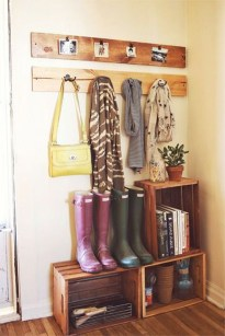 Stylish Small Entrance Ideas 30