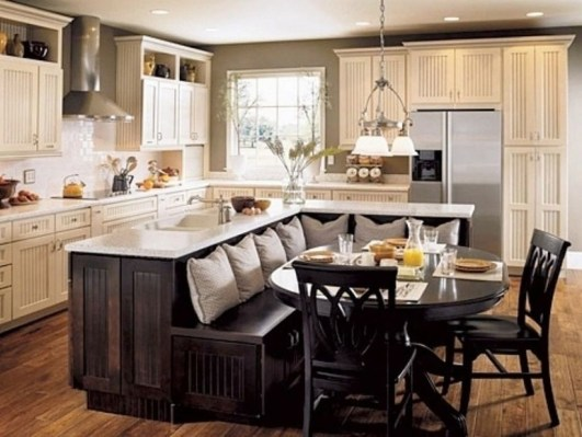 Tips On Organizing Kitchen With Small Dimension 49