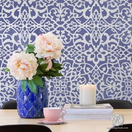 Trendy Wallpaper Designs To Create Different Moods In The House 20